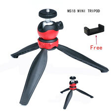 Camera & DV Mini Tripod, Light-weight Portable SLR Camera Phone Tripod