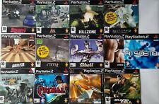 PS2 - Lot of 13 demo discs (PAL) PlayStation Forbidden Siren 2 Shinobi