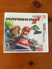 Mario Kart 7 3DS COMPLETE WITH GAME, BOX & INSTRUCTIONS