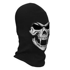 The Grim Reaper Skull Ghost Balaclava Halloween Airsoft Full Face Mask New