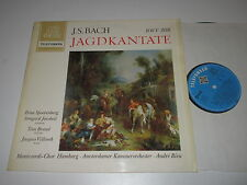 LP/BACH/JAGDKANTATE BWV 208/SPOORENBERG/ANDRE RIEU/Telefunken SAWT 9427