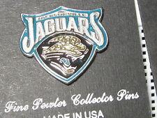NFL LICENSED LAPEL  PIN TEAM LOGO JACKSONVILLE JAGUARS  GO JAGUARS