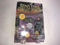Star Trek Starfleet Academy - Action Figure 011301 Jean Luc Picard 1996 Playmate