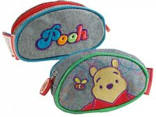 Winnie the Pooh Jeans Pocket Pouch Purse / Bag New Official