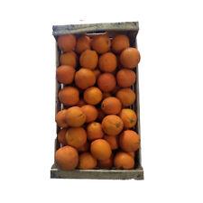 Arance di Ribera DOP Sicilia NATURALI 20 kg. - ARANCIA BIONDA DA SPREMUTA