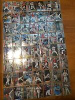 2020 Topps Chrome Lot Of 56 cards!! Pete Alonso!!