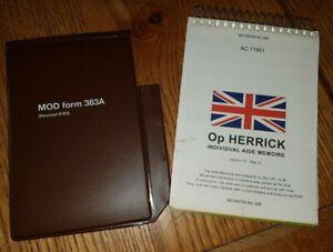 OP HERRICK 2013 BRITISH ARMY TACTICAL AIDE MEMOIRE, VERSION 12