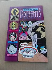 Dark Horse Presents 14 . Dark Horse 1988 -  VF - minus
