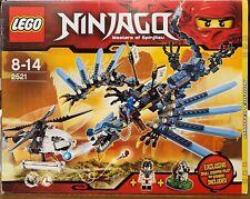 LEGO Ninjago - 2521 Lightning Dragon Battle - Completew/manuals