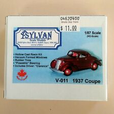 HO Sylvan Resin Kit... 1937 Coupe