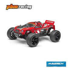 NEW HPI Maverick STRADA Red XT 1/10 4wd RC RTR Electric Brushless Truggy MV12622
