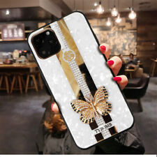 Butterfly Diamond Case For iPhone 11 Pro/11 Pro Max/11 Crystal Cover Shockproof