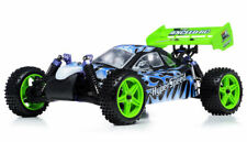 1/10 2.4Ghz Exceed RC Hyper Speed Off Road Buggy RTR .16 Nitro Engine FIRE BLACK