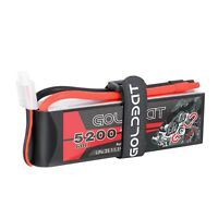 Rc Car 3S 5200mAh 11.1V Lipo Battery For Traxxas Rustler Stampede Bigfoot