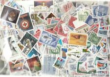 Canada 1.500 different stamps