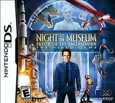 Night at the Museum Battle of the Smithsonian Nintendo DS, Brand New!