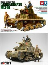 ITALIAN MEDIUM TANK CARRO ARMATO M13/40 Photo Etched 1/35 Tamiya 35296 Model Kit