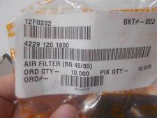 Stihl OEM Air Filter BG 45 46 55 65 85 4229-120-1800 #TM1-7G2