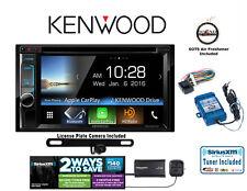 Kenwood DDX6903S DVD Receiver Satellite Radio Backup Camera & Volume Contols