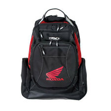 Factory Effex Honda Backpack Back Pack Bag Black/Red CRF CBR CR XR Licenced NEW
