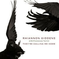 Rhiannon Giddens - They're Calling Me Home - CD Album