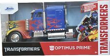 Jada Toys Transformers Optimus Prime, 1:32 Scale Hollywood Rides