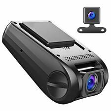 APEMAN In Car Dual Dash Cam 1080P Full HD Dashboard Camera DVR 170 Wide Angle