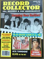 Record Collector Magazine #245 - January 2000 - Beatles, Queen, Stones, Robbie