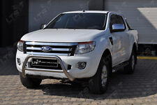 FORD Ranger Chrome spingere a-BAR IN ACCIAIO INOX Bull Bar 2012-2018 W K