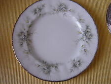 """VINTAGE PARAGON FIRST LOVE 8"""" SALAD PLATE ENGLAND NEVER USED"""