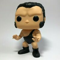 """Loose Funko Vinyl POP 4"""" #21 ANDRE THE GIANT Vaulted Figure WWE Wrestler Toy"""