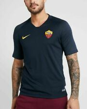 Nike Breathe A.S. Roma Strike 19/20 Men's Football Shirt - Medium, AO5156-475