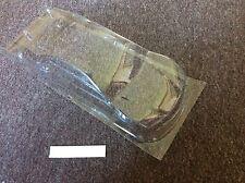 Parma 10124, X20, 190mm Wide Clear Unpainted Lexan Bodyshell