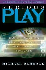NEW - Serious Play: How the World's Best Companies Simulate to Innovate