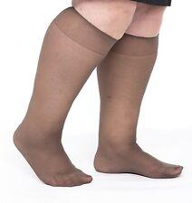 46:SAMPLE PACK-3 pr Knee Hi's;1 pr Anklets- all Plus Size for  £6