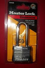 MASTER LOCK  LONG SHACKLE #3DLHCOM