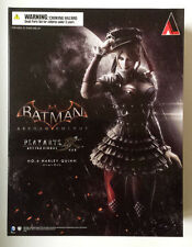 Harley Quinn Arkham Knight Play Arts Kai Square Enix NISB Authentic!