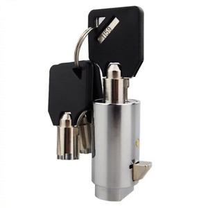 Universal Tubular Drink Coffee Snack Vending Machine Cylinder Lock Barrel + KEYS