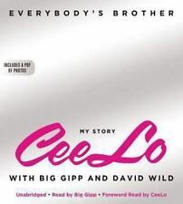 Everybody's Brother by CeeLo Green (2013, CD, Unabridged) WORLD SHIP AVAIL!