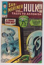 Tales to Astonish #72 - Vg