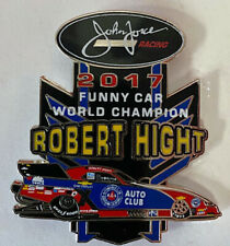 ROBERT HEIGHT  / FORCE 2017 CHAMPION PIN