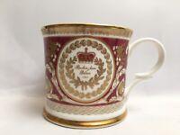 Buckingham Palace Souveneir Mug Cup 1995 Royal Memorabilia