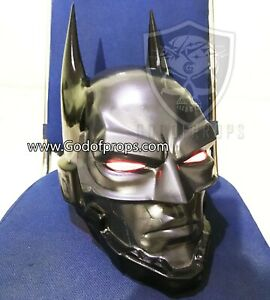 Batman beyond Mask LED Red HQ Resin helmet
