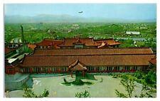 Golden Dragon Wing, Grand Hotel, Taipei, Taiwan Postcard *5D