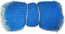 20 Feet X 10 Feet Nylon Cricket Practice Net (Blue) Pack of 1