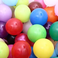 Latex Baloons Pack Of Mix 100 Birthday Ballons Wedding Decoration HIGH QULITY