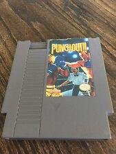 Punchout!! Original Nintendo NES Game Cart NE4