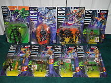 Aliens Space Marine Kenner Alien Queen Hicks Bishop Ripley Drake Atax Apone MISP