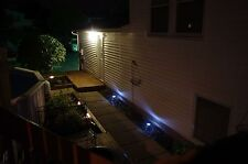 Cool White 12V DC / AC 1407WW Pack 10 LED replacements for Malibu Landscape Bulb