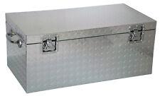 Malle Metallique Aluminium De Chantier- Cantine - MAL573727-ALM - 74149253